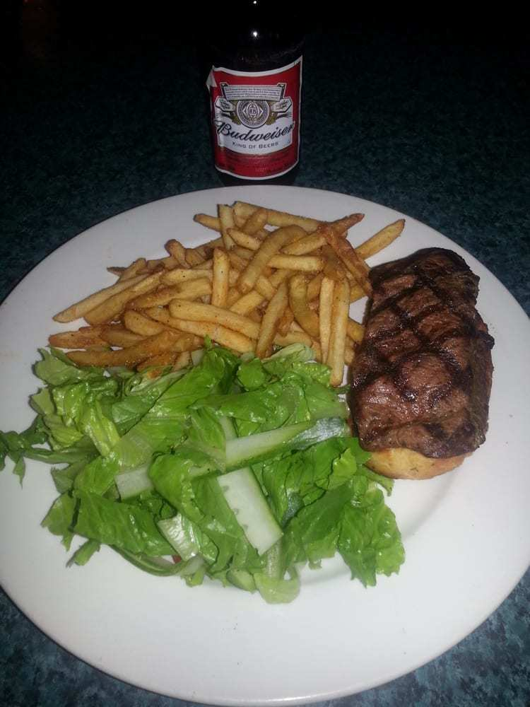 Poco Loco Steak and Fries